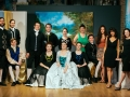The entire cast of Urania - photography Tuan H. Bui